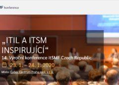 14. Výroční konference itSMF Czech Republic
