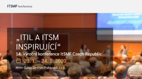 14. výroční konference itSMF CZ