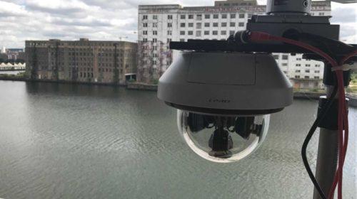 4K multisenzorová kamera