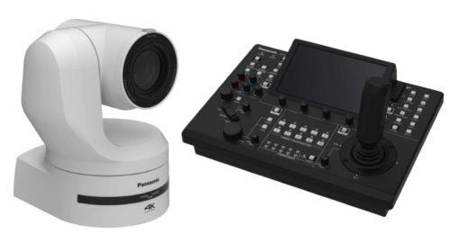 Dálkově ovládané PTZ kamery 4K 60p
