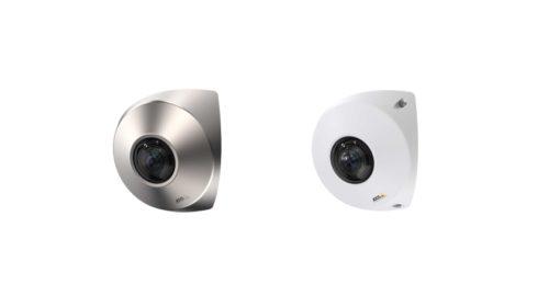 2 speciální rohové kamery pro specifické účely