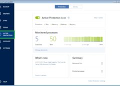 Acronis Active Protection