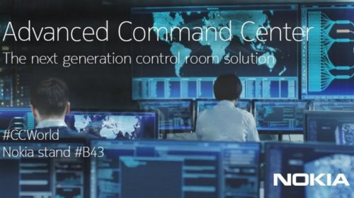 Nokia: Advanced Command Center