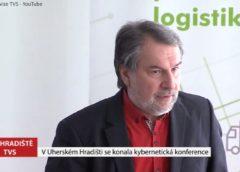 Aleš Špidla konference screen