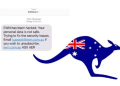 Australská síť včasného varování byla napadena