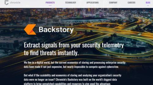 Backstory – nový bezpečnostní nástroj pro firmy