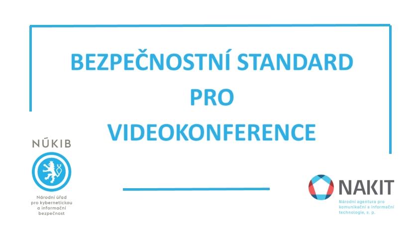 Bezpečnostní standard pro videokonference