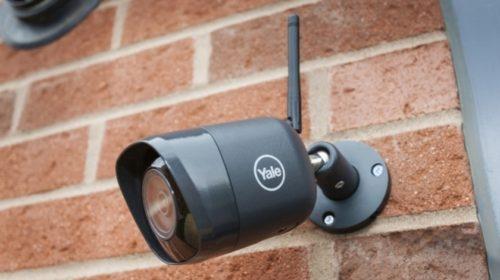 Chytré CCTV kamery pro exteriér i domácnost