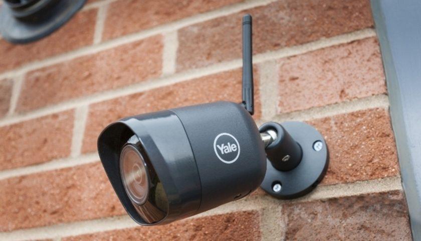 CCTV Yale