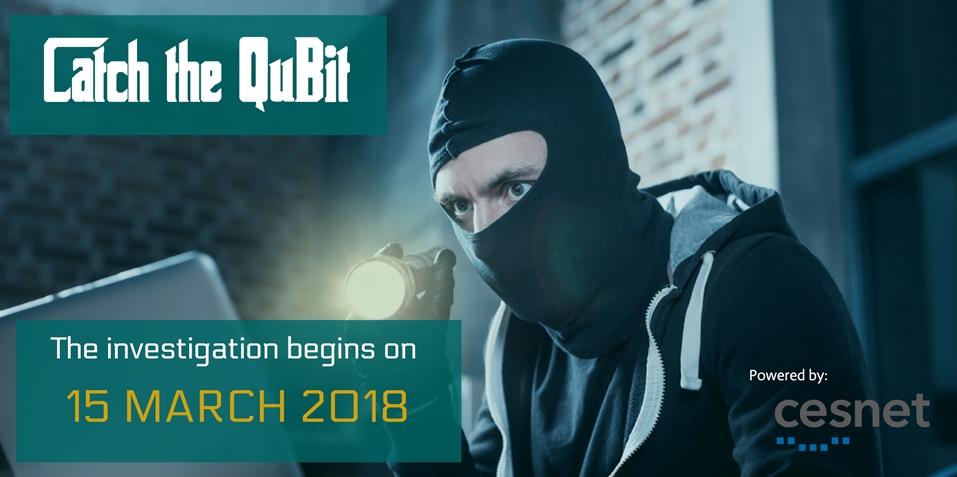 Catch The QuBit