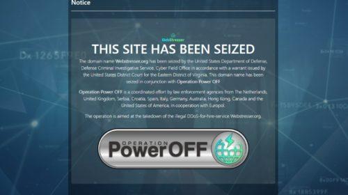 Největší světový prodejce útoků DDoS odstaven