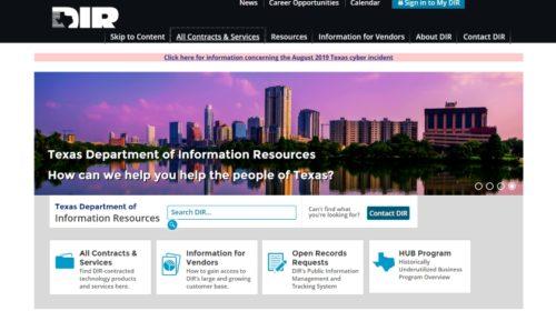 Koordinovaný ransomware útok zasáhl v Texasu 22 vládních agentur