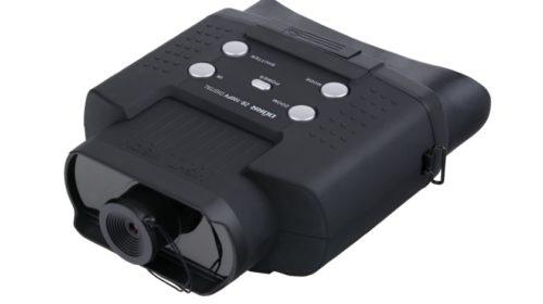 Digitální dalekohledy pro noční vidění