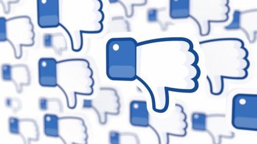 Facebook zrušil 74 skupin pro počítačovou kriminalitu
