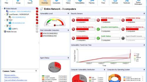 Efektivní strategie eliminace zranitelností v podnikových sítích