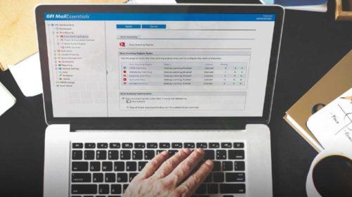 GFI Software inovuje řešení GFI MailEssentials pro zabezpečení poštovních serverů
