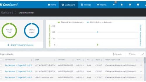 OneGuard 2.0 s novou službou zabezpečení koncových bodů