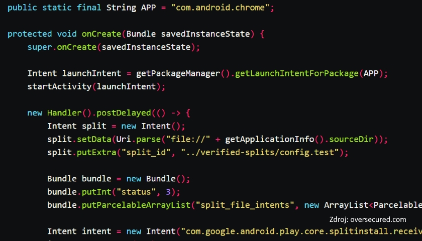 Google Play Core Library