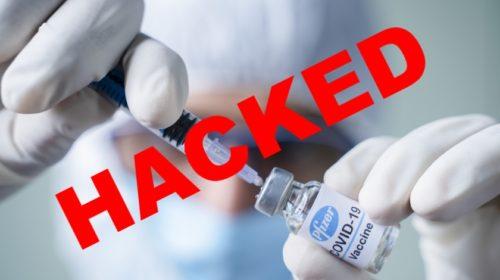 Data o vakcíně Pfizer-BioNTech COVID-19 ukradena