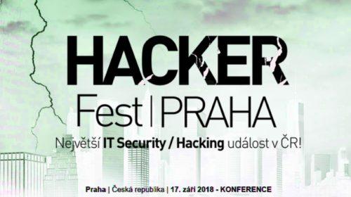 HackerFest 2018 dospěl do finální podoby