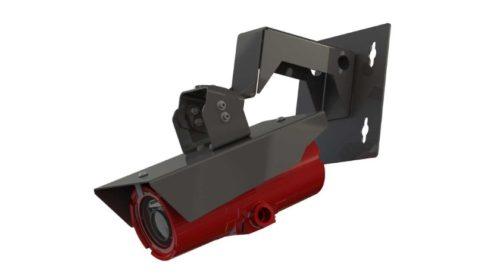 Speciální kamera s ochranou před explozí