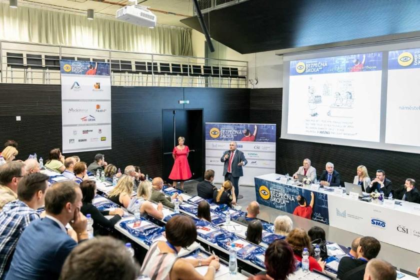 Konference BEZPEČNÁ ŠKOLA 2018