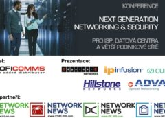 Konference Next Generation Networking and Security pozvanka