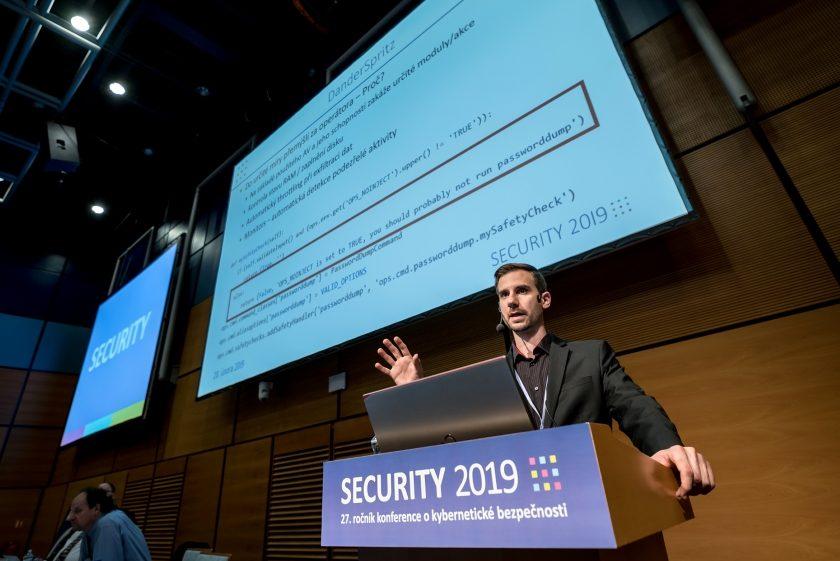Konference Security společnosti AEC
