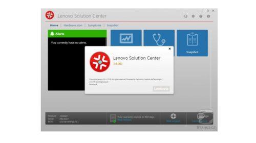 V předinstalovaném softwaru Lenovo byla nalezena závažná chyba