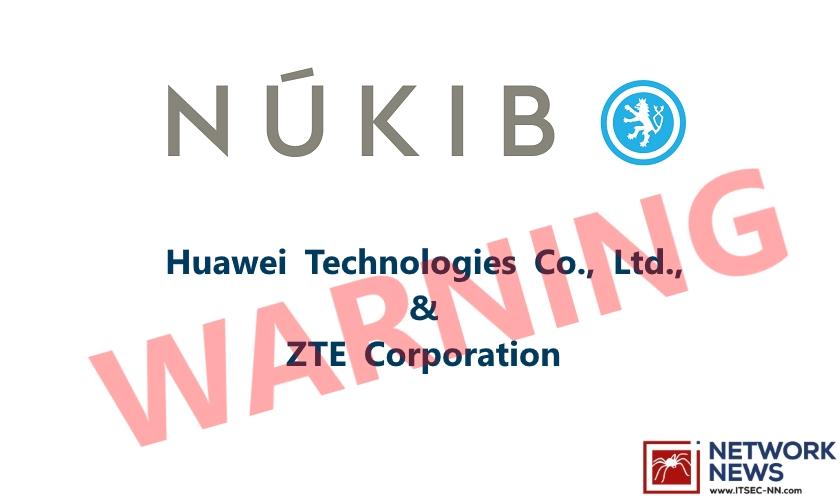 NÚKIB varuje před používáním softwaru i hardwaru společností Huawei ... fa010a31ce