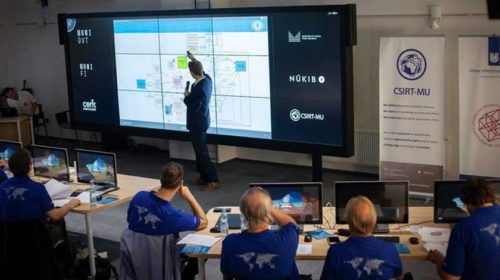 Národní cvičení Cyber Czech s fokusem na obranu záchranářských systémů