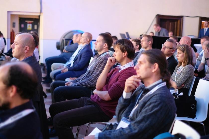 NetApp konference GDPR