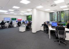 Nove monitorovaci centrum SECURITAS