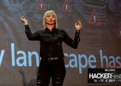 Paula Januskiewicz Hackerfest Praha 2019