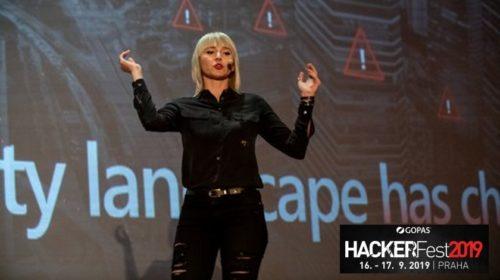 Hlavní témata HackerFestu 2019