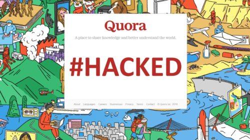 Quora: Hackeři získali informace o zhruba 100 milionech uživatelů