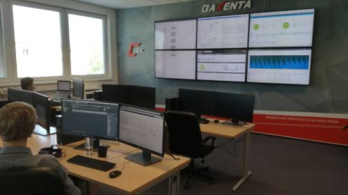 AXENTA a.s. otevřela vlastní Security Operation Center
