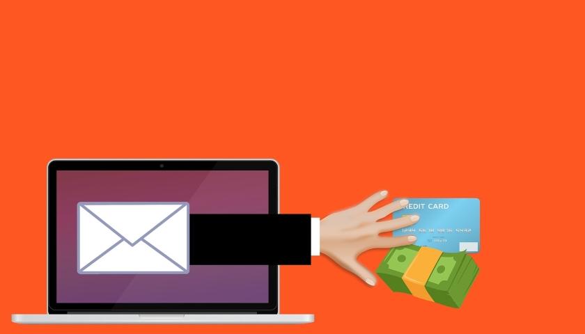 Scam Phishing Fraud