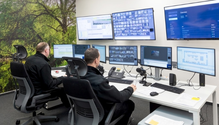 Securitas Operations Center