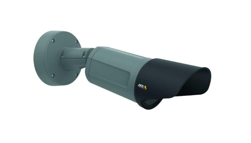 Speciální kamera pro snímání SPZ