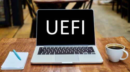 MosaicRegressor – hrozba číhající ve stínu UEFI