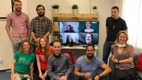 UniHack vyhrála sociální síť pro učitele