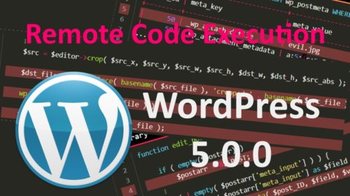 Odborníci zjistili, že v aplikaci WordPress 5.0.0 je chyba pro vzdálené spuštění kódu