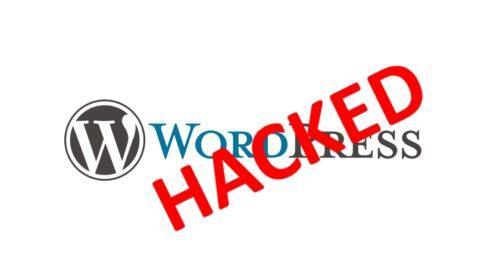 Chyba ve WordPressu umožňuje hack stránky