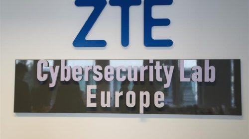 ZTE otevřela laboratoř kybernetické bezpečnosti v Bruselu