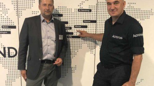 Acronis slaví 15 let inovativní ochrany dat