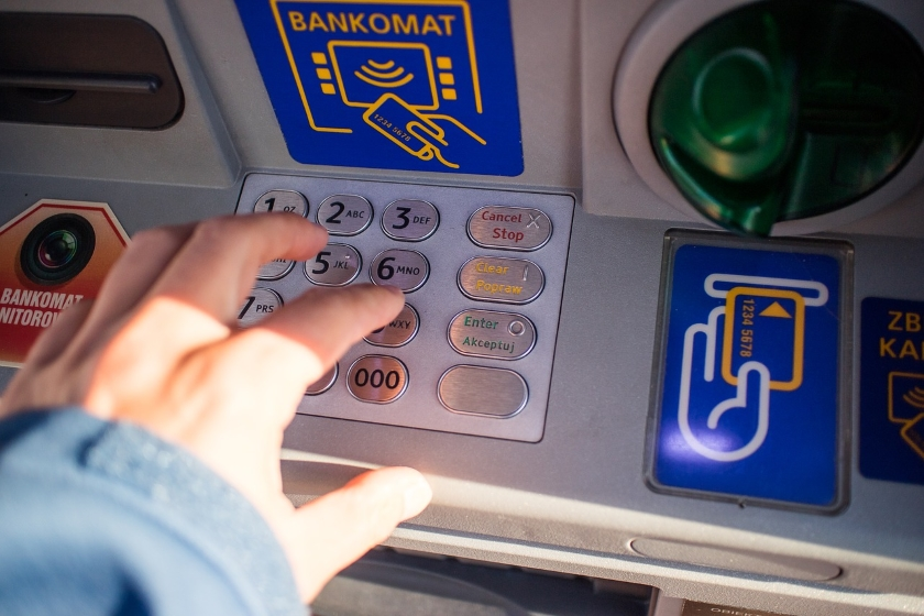 bankomat security