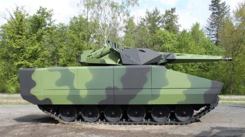 Česká společnost Ray Service dodává prototyp osvětlovacího systému pro bojová vozidla pěchoty