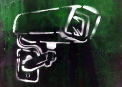 camera graffiti